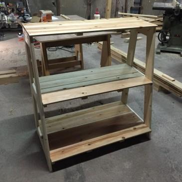 セルフメイド家具